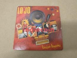 LOJO TRIBAN Bonjour Ignorance 2006 UK CD Single Promo Cardsleeve - Music & Instruments