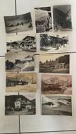 Très Beau Lot De 39 CPA Scannées De SUISSE / Schweiz / Svizzera / Svizra / Chesieres - Postcards