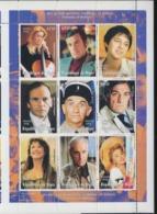 Niger 1998 Cinema  Catherine DENEUVE TRINTIGNANT MARCEAU De FUNES BELMONDO SERRAULT VENTURA LOREN GAINSBOURG - Acteurs