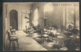 +++ CPA - Colonie De CORTIL NOIRMONT - Le Hall  // - Chastre