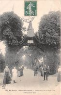 ¤¤   -   HENRICHEMONT   -  Fêtes Des 15 Et 16 Août 1908  -  Avenue De La Gare   -  ¤¤ - Henrichemont