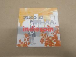 ZUCO 103 Whaa!  2005 BELGIUM CD LP Promo  13 Titres Cardsleeve - Sin Clasificación