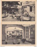 Au Plus Rapide Menthon St Bernard Hôtel Des Glaïeuls 2 CPA Excellent état - Autres Communes