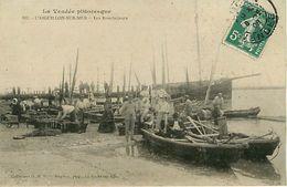 85: L'aiguillon Sur Mer  Les Boucholeurs - Other Municipalities