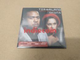 TIMBALAND Featuring SOSHY Morning After Dark 2010 EU CD Single 4 Mixes Cardsleeve - Music & Instruments