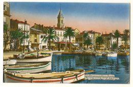 Le Quai Victor Hugo Et L'Eglise - SANARY-sur-MER - Sanary-sur-Mer