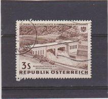 AUTRICHE  1962  Y.T. N° 942  à  947  Incomplet  Oblitéré  945 - 1961-70 Used