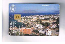 GRECIA (GREECE) -  1998 - LANDSCAPE     - USED - RIF.   24 - Greece