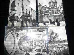 Castellana Grotte Bari N.4 Nuove Anni 50?(1^ Sotto La Neve) + 6 Fotografiche Diverse Bianche E Nere Omaggio - Altre Città