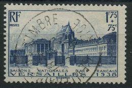 France (1938) N 379 (o) - France