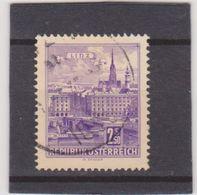 AUTRICHE  1962-70  Y.T. N° 951A  à  959AA  Incomplet  Oblitéré  957A - 1961-70 Used