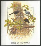 GUYANA - MNH - Animals - Birds Of The World - Autres