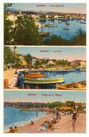 Vue Générale-Le Port-Plage De La Reppe - SANARY-sur-MER - Sanary-sur-Mer