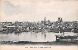 ¤¤    -   AUSTRALIE   -  SYDNEY   -  Vue Générale     -  ¤¤ - Sydney