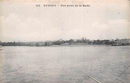 ¤¤    -   AUSTRALIE   -  SYDNEY   -  Vue Prise De La Rade     -  ¤¤ - Sydney