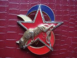 ABC . 3° Division Blindée . Escadron D'Éclairage Divisionnaire - Armée De Terre