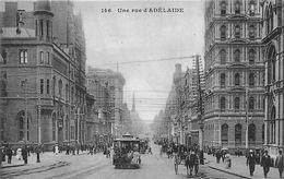 ¤¤    -   AUSTRALIE   -  ADELAIDE   -   Une Rue     -  ¤¤ - Adelaide