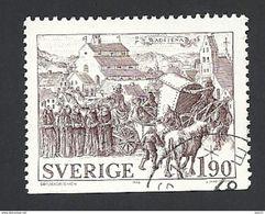 Schweden, 1984, Michel-Nr. 1297, Gestempelt - Schweden