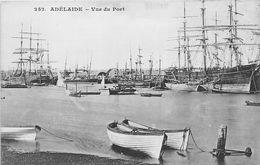 ¤¤    -   AUSTRALIE   -  ADELAIDE   -   Vue Du Port   -   Voiliers     -  ¤¤ - Adelaide