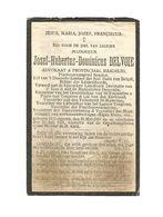 901. JOZEF DELVOIE - Advokaat &Provinciaal Raadslid/Plaatsverv. Senator - TONGEREN 1868 / 1921 - Images Religieuses