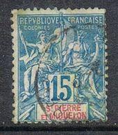 SAINT-PIERRE-ET-MIQUELON N°64 - Used Stamps