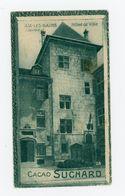 CHOCOLAT SUCHARD - VUES DE FRANCE - 28 - AIX-LES-BAINS, HOTEL DE VILLE (SAVOIE) - Suchard