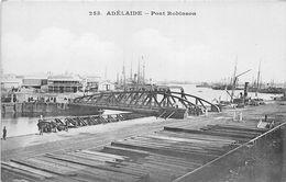 ¤¤    -   AUSTRALIE   -  ADELAIDE   -   Pont Robinson    -  ¤¤ - Adelaide