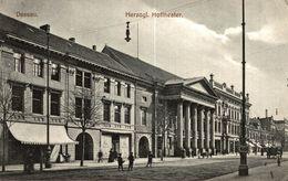 DESSAU HERZOGL HOFTHEATER - Dessau