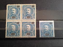 Lot Lourenco Marques Portuguesa 1898   MNC - Postzegels