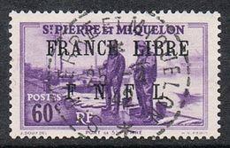 SAINT-PIERRE-ET-MIQUELON N°258 - St.Pierre & Miquelon