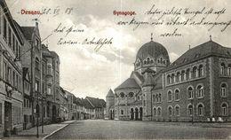 DESSAU  SYNAGOGE  (temple  Juif) - Dessau
