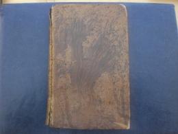 LIBRO ANTICO Livre Ancien  Les Compagnons De Christophe Colomb 1839 écrit En Français - 1801-1900
