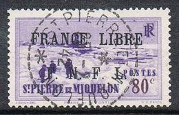 SAINT-PIERRE-ET-MIQUELON N°261 - St.Pierre & Miquelon