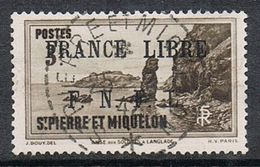 SAINT-PIERRE-ET-MIQUELON N°271 - St.Pierre & Miquelon