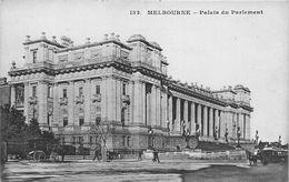 ¤¤    -   AUSTRALIE   -  MELBOURNE   -  Palais Du Parlement  -  ¤¤ - Melbourne