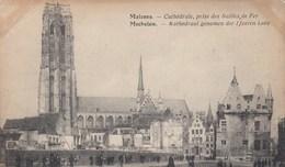 MECHELEN / IJZEREN LEEN / KATHEDRAAL / WERKEN - Mechelen