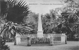 ¤¤    -  ILE MAURICE   -  Tombeau Des Gouverneurs   -  ¤¤ - Mauritius