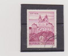 AUTRICHE  1963  Y.T. N° 967  Oblitéré - 1961-70 Used