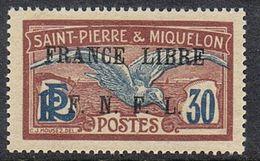 SAINT-PIERRE-ET-MIQUELON N°233 N** - St.Pierre & Miquelon
