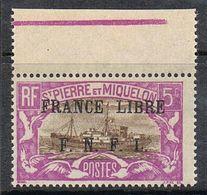 SAINT-PIERRE-ET-MIQUELON N°236 N** - St.Pierre & Miquelon