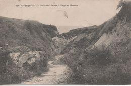 VARENGEVILLE SUR MER Descente A La Mer Gorge De Morville - Varengeville Sur Mer