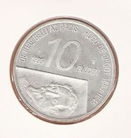 NEDERLAND 10 GULDEN 1995 ZILVER UNC HUGO DE GROOT - [ 8] Gold And Silver Coins