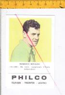 Kl Wr 21 - PHILCO - MORESCO RINALDO - Ciclismo