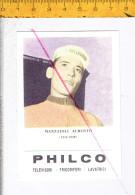 Kl Wr 24 - PHILCO - MARZAIOLI ALBERTO - Ciclismo