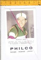 Kl Wr 37 - PHILCO - BARTALI GINO - Ciclismo