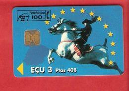 SPAIN Chip Phonecard MINT - Spain