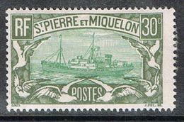 SAINT-PIERRE-ET-MIQUELON N°144 N* - Unused Stamps