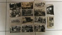 Super Lot De 45 Cartes Photos Toutes Scannées Situer - Identifier Ou à Situer - Postcards