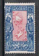 SAINT-PIERRE-ET-MIQUELON N°152 N* - Unused Stamps
