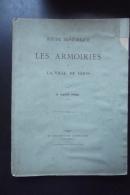 Etude Historique Sur Les Armoiries De La Ville De Dijon St Pere - Libri, Riviste, Fumetti